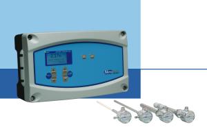 Aluminium processing - Model 1732 Oxygen analyser